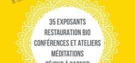 3 eme Salon du Bien Etre à Garachon de 10h à 19h samedi 6 et dimanche 7 AVRIL