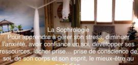 Tous les jeudis  de 19h à 20h Sophrologie avec Barbara participation 10 €